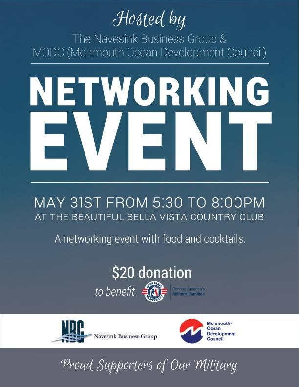 NBG & MODC Networking Mixer