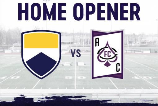 Semi-Pro Soccer FC Monmouth Home Opener vs Atlantic City FC