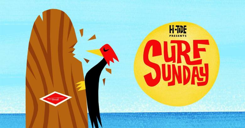 Surf Sunday with Ninth Wave