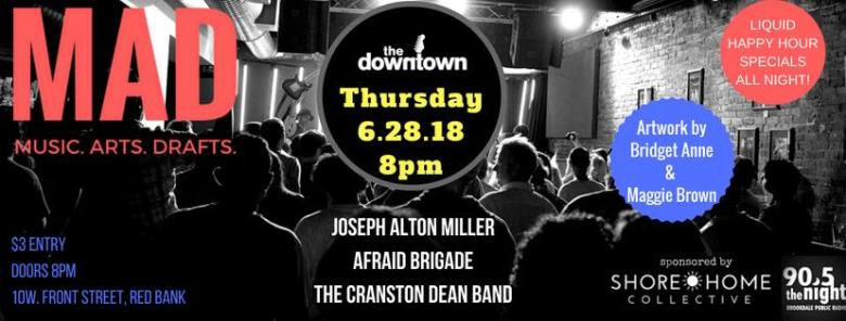 Music arts drafts the downtown