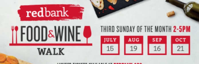 Red Bank Food and Wine Walk 2018