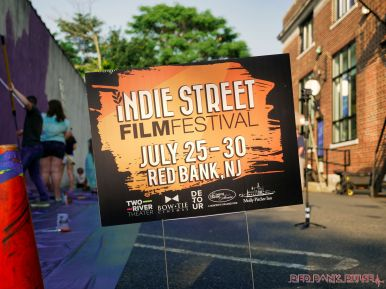 3rd annual community mural painting Indie Street Film Festival 34 of 36