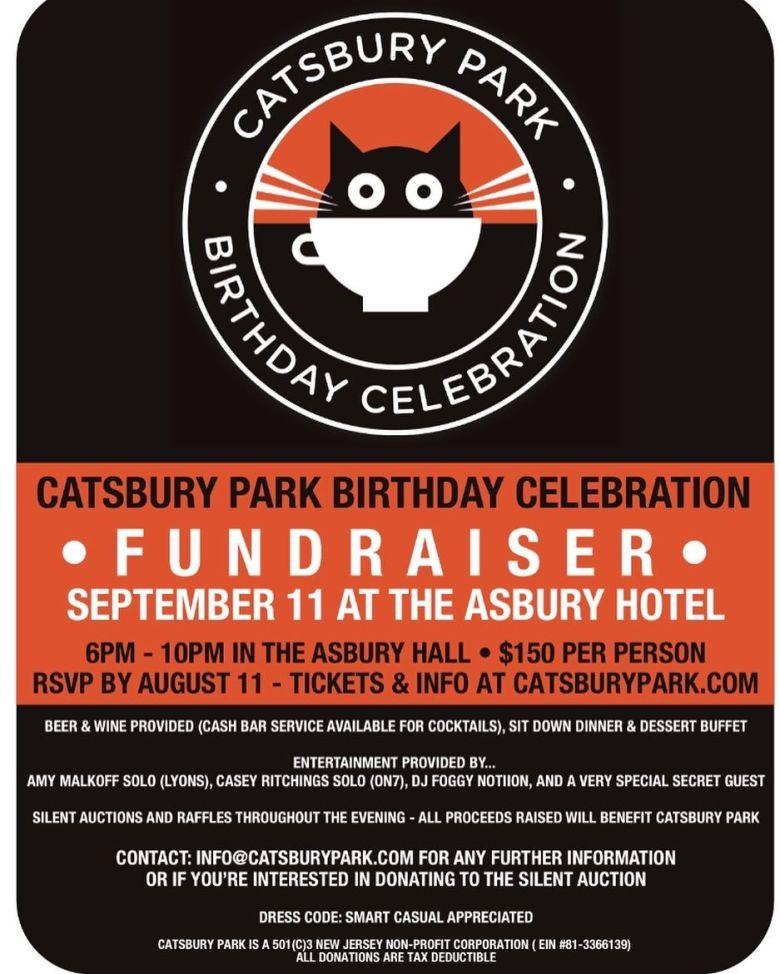 Catsbury Park Birthday