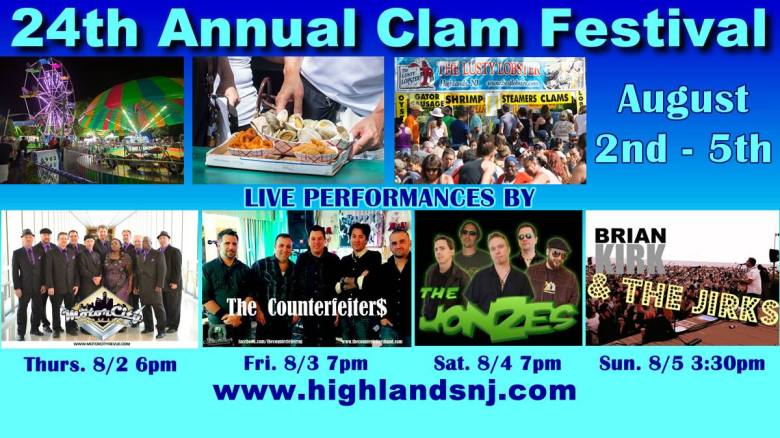Highlands Clamfest