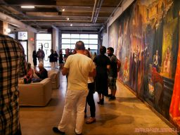 Indie Street Film Festival 2018 Opening Night Reception Detour Gallery 33 of 49