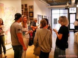 Indie Street Film Festival 2018 Opening Night Reception Detour Gallery 35 of 49