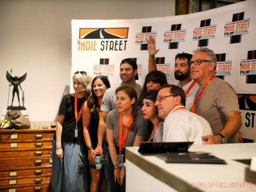 Indie Street Film Festival 2018 Opening Night Reception Detour Gallery 39 of 49