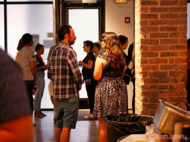 Indie Street Film Festival 2018 Opening Night Reception Detour Gallery 4 of 49