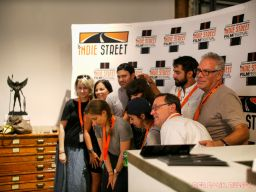 Indie Street Film Festival 2018 Opening Night Reception Detour Gallery 41 of 49