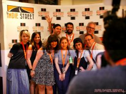 Indie Street Film Festival 2018 Opening Night Reception Detour Gallery 42 of 49