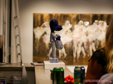 Indie Street Film Festival 2018 Opening Night Reception Detour Gallery 48 of 49