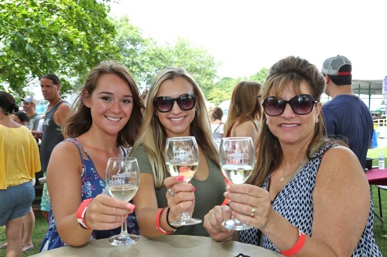 Monmouth Park Italian Festival & Wine Walk