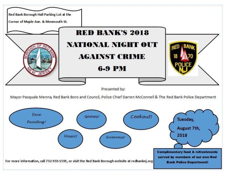Red Bank National Night Out