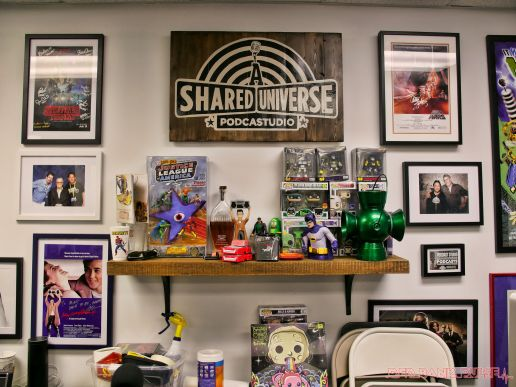 A Shared Universe PodcaStudio 19 of 52