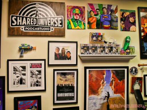 A Shared Universe PodcaStudio 2 of 52