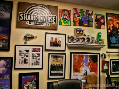 A Shared Universe PodcaStudio 39 of 52