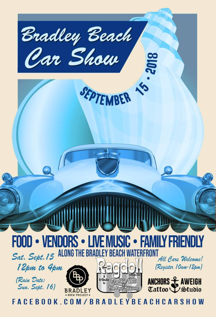 Bradley Beach Car Show 2018
