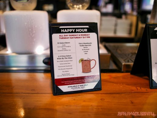 Danny's Steakhouse Happy Hour Menu October 2018 4 of 4