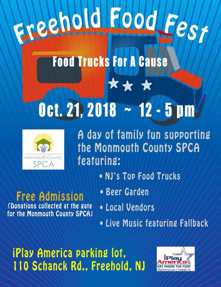 Freehold Food Fest 2018 2