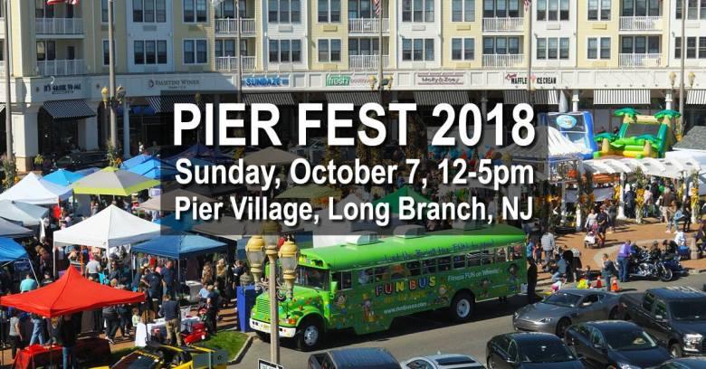 Pier Fest 2018 in Pier Village