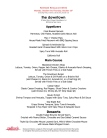 The Downtown Red Bank Restaurantr Week 2018