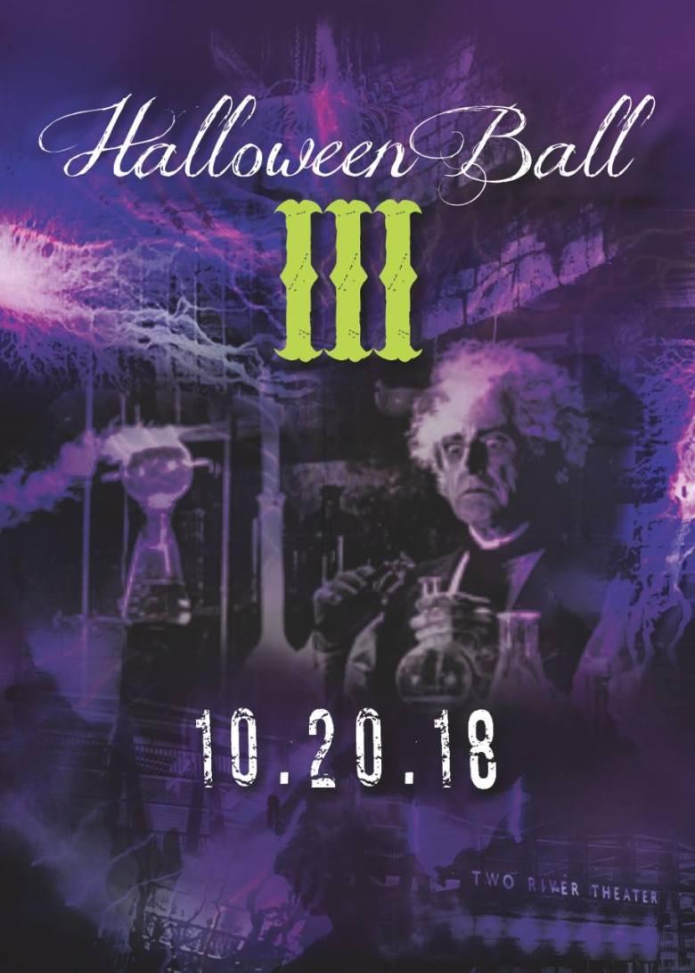 Two River Theater Halloween Ball III