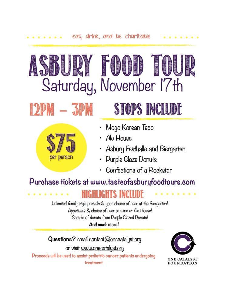 Asbury Food Tour