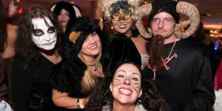 Berkeley Oceanfront Halloween Costume Bash 2