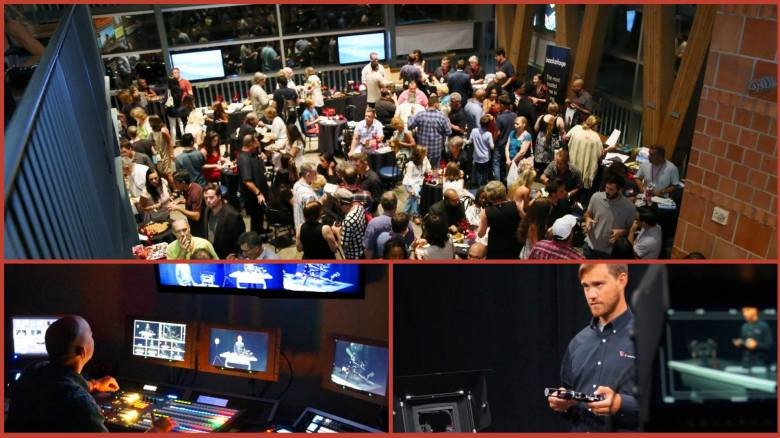 Fall Film Industry Mixer Event