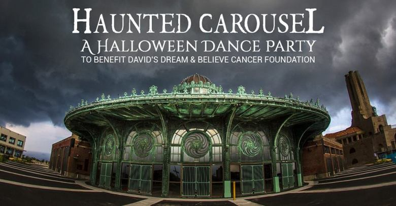 Haunted Carousel Halloween Party