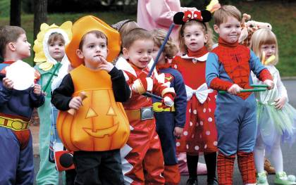 Holmdel Annual Halloween Parade