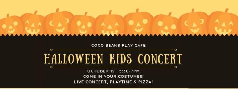 Kids Halloween Concert