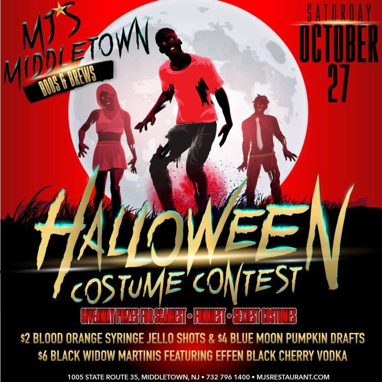 MJs Middletown Halloween 2018