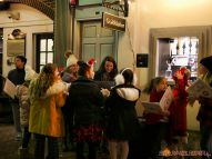 Goldtinker carolers from The Prep NJ 1 of 43