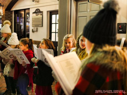 Goldtinker carolers from The Prep NJ 13 of 43