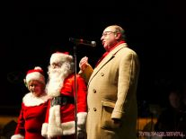 Holiday Express Concert Town Lighting 10 of 150