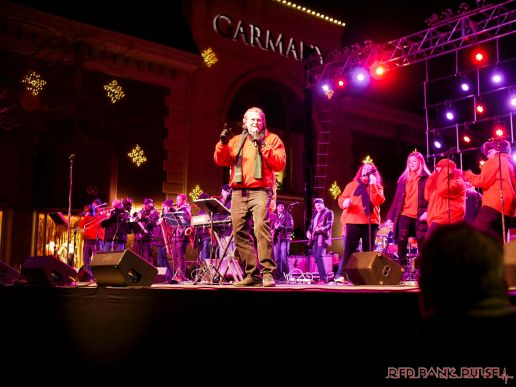 Holiday Express Concert Town Lighting 118 of 150