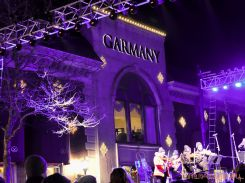 Holiday Express Concert Town Lighting 120 of 150