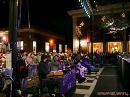 Holiday Express Concert Town Lighting 131 of 150
