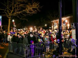Holiday Express Concert Town Lighting 132 of 150
