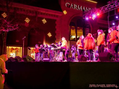 Holiday Express Concert Town Lighting 137 of 150