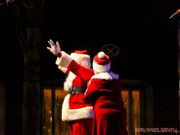 Holiday Express Concert Town Lighting 14 of 150