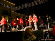 Holiday Express Concert Town Lighting 141 of 150