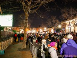 Holiday Express Concert Town Lighting 143 of 150