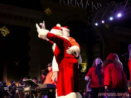 Holiday Express Concert Town Lighting 15 of 150