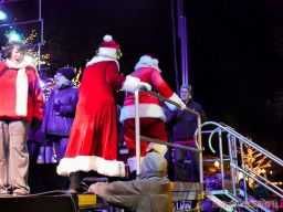 Holiday Express Concert Town Lighting 2 of 150