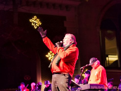 Holiday Express Concert Town Lighting 20 of 150