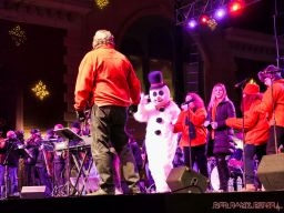 Holiday Express Concert Town Lighting 29 of 150