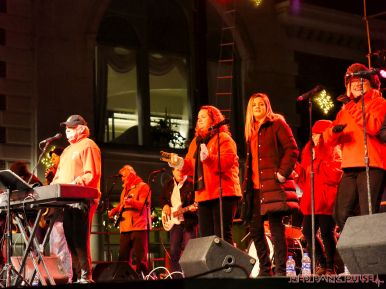 Holiday Express Concert Town Lighting 36 of 150