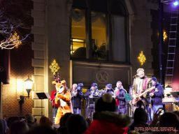 Holiday Express Concert Town Lighting 37 of 150